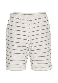 Cream - CRFIA SWEAT - Shorts - timber stripe - 5