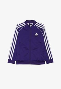 adidas Originals - SUPERSTAR - Treningsjakke - purple/white - 3