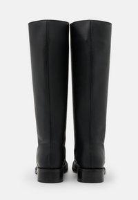 NAE Vegan Shoes - RUTH VEGAN - Saappaat - black - 3