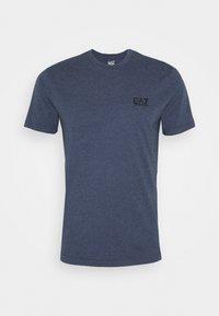 T-shirts basic - active blue mel