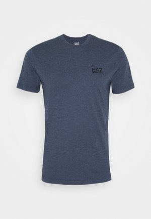 T-shirt basic - active blue mel