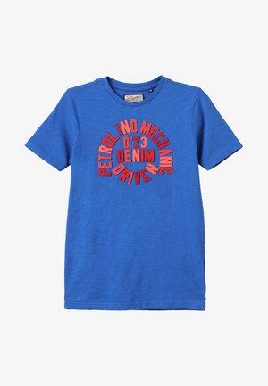 T-shirt print - seascape