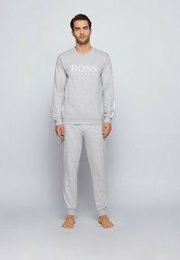 BOSS - AUTHENTIC - Sweatshirt - grey - 1