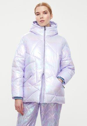 Winter jacket - light turquois