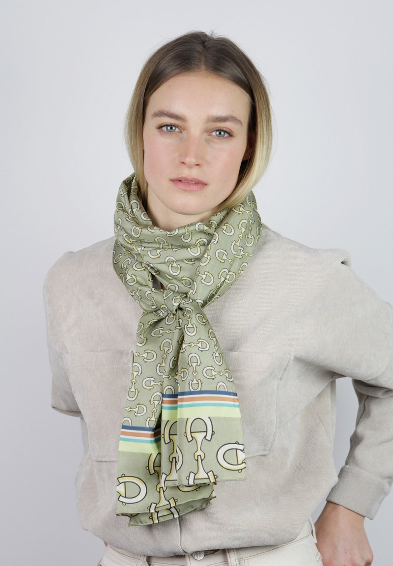 Codello - Scarf - oliv