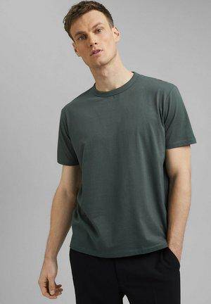 MIT COOLMAX - Basic T-shirt - dark teal green