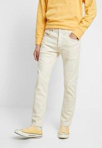 Levi's® - 501® SLIM TAPER - Jeansy Slim Fit - bare bones - 0