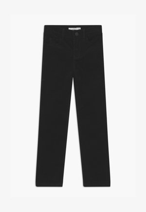 NKFPOLLY  - Trousers - black