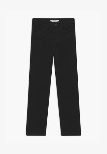 NKFPOLLY  - Trousers - black