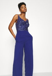 Lace & Beads - LILAH - Overal - navy - 3