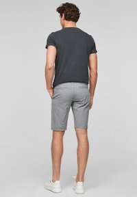 QS by s.Oliver - Shorts - blue - 2