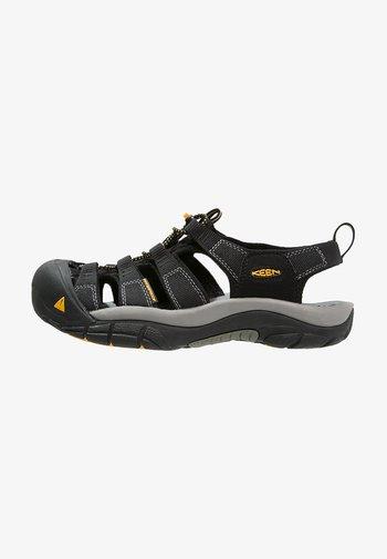 NEWPORT H2 - Chodecké sandály - black