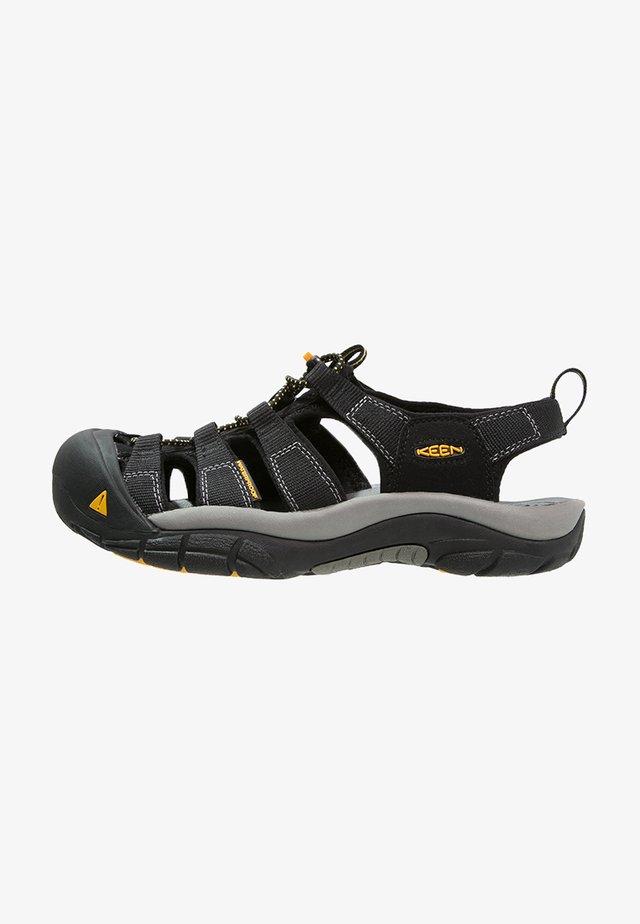 NEWPORT H2 - Sandały trekkingowe - black