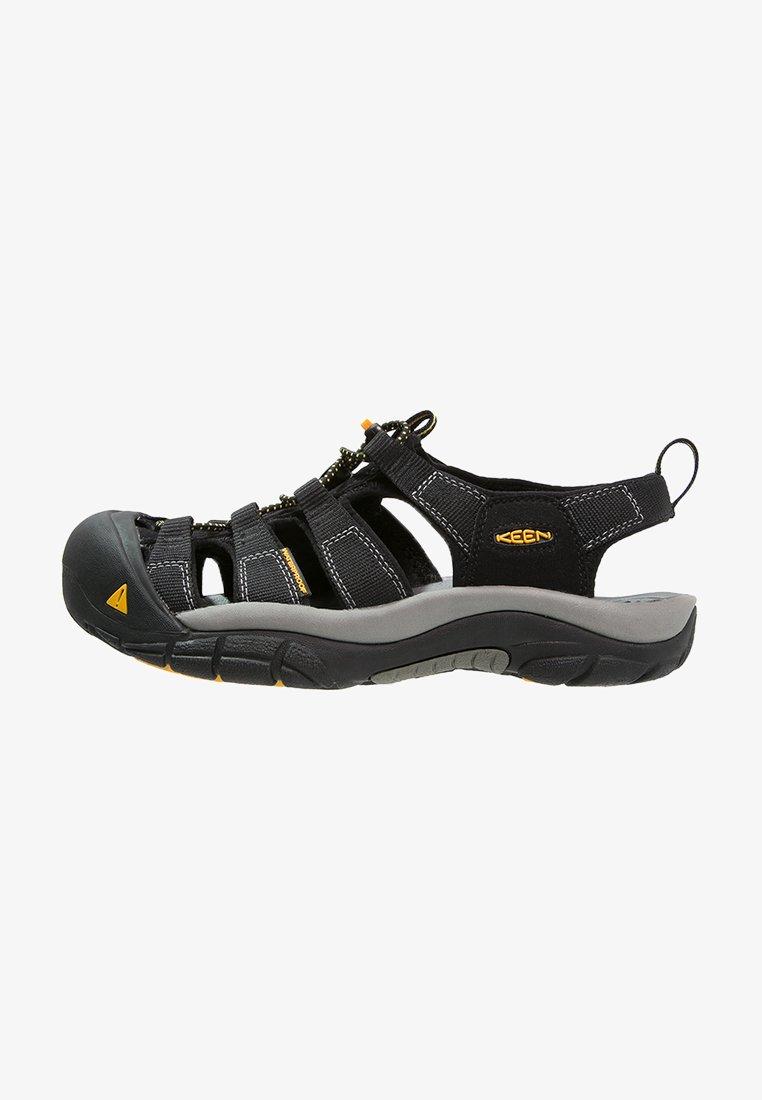 Keen - NEWPORT H2 - Sandały trekkingowe - black