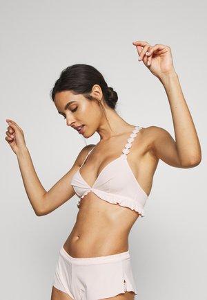 VAHINEE  - Triangle bra - blush