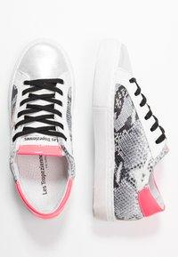 Les Tropéziennes par M Belarbi - WING - Sneakersy niskie - grey - 3
