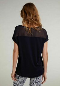 Oui - Print T-shirt - nightsky - 2