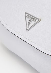Guess - HANDBAG DESTINY SHOULDER BAG - Across body bag - white - 3
