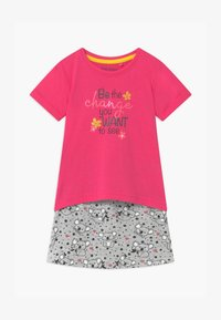 Blue Seven - SMALL GIRLS KOALA SET - Mini skirt - pink - 0