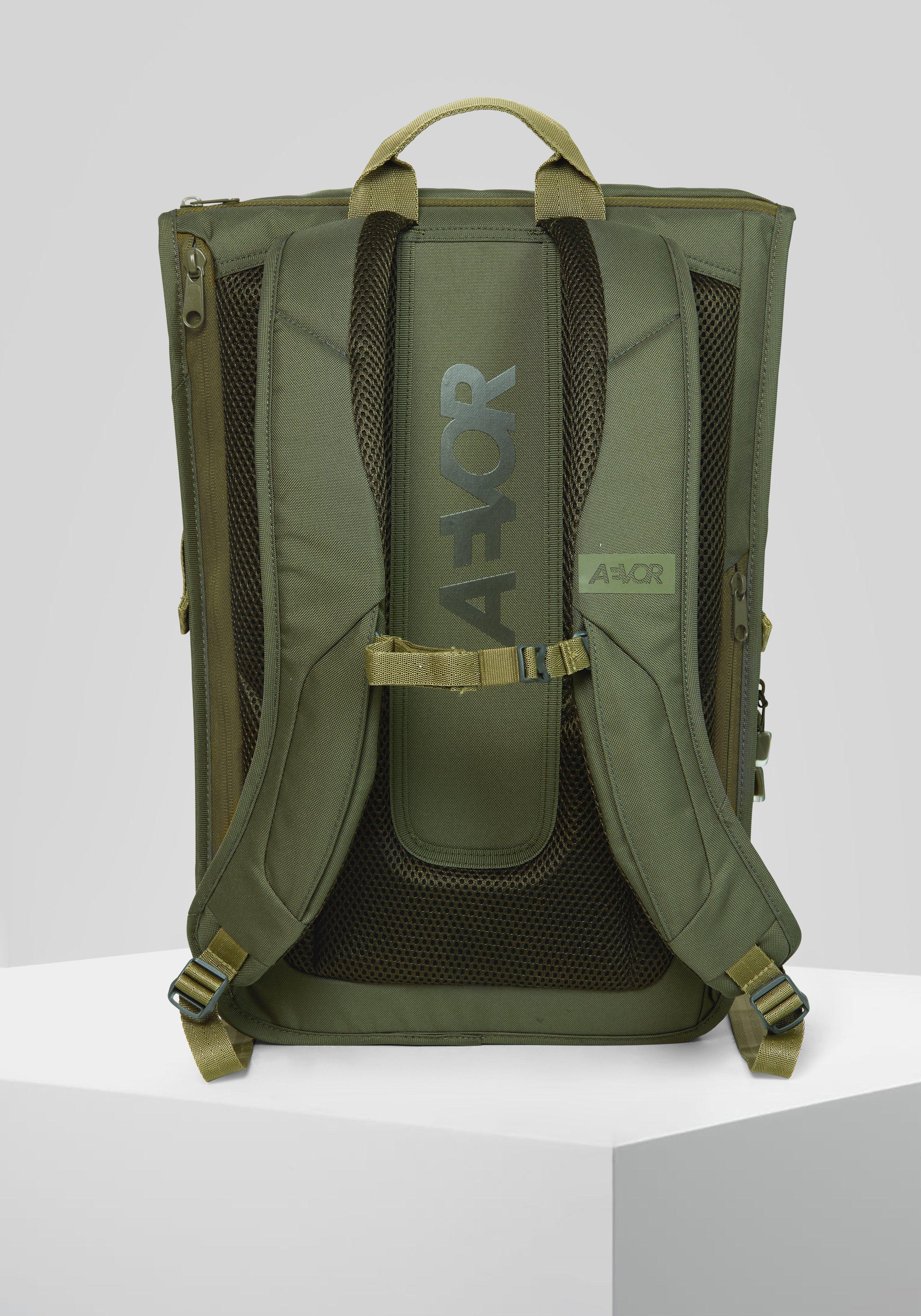 AEVOR Tagesrucksack - olive/oliv - Herrentaschen swq6S