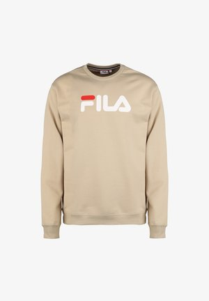 Sweatshirt - oxford tan