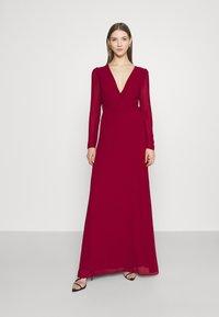 TFNC - RIHANNA  - Suknia balowa - dark red - 0