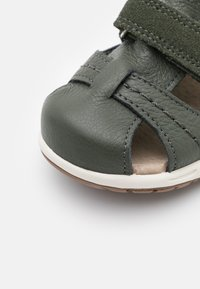 Viking - OSCAR UNISEX - Walking sandals - dark green - 5