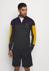 Lyle & Scott - MOFFAT - Jumper - observer grey - 0