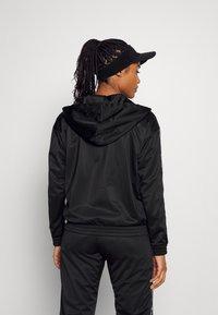 Champion - HOODED FULL ZIP - Training jacket - black - 2