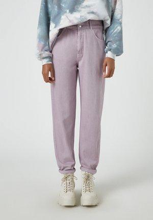 Jean boyfriend - dark purple