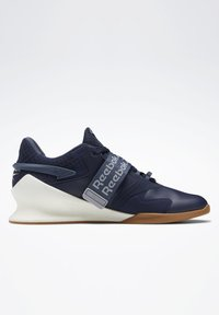 Reebok - LEGACY LIFTER II SHOES - Trainers - blue - 7