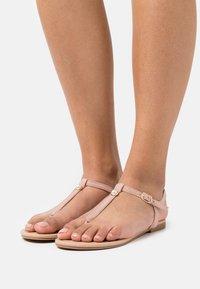 Anna Field - T-bar sandals - light pink - 0