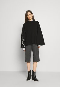 See by Chloé - Sweter - charcoal black - 1