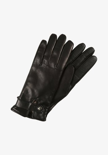 CASUAL TOUCH  - Gloves - black