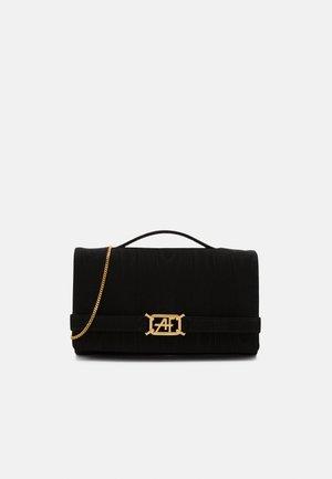 SMALL SHOULDER TOP HANDLE BAGUETTE - Handbag - black