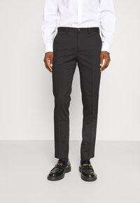 Jack & Jones PREMIUM - JPRFRANCO - Spodnie materiałowe - black - 0
