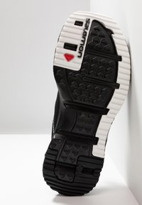Salomon - RX SLIDE 4.0 - Walking sandals - black/ebony/white - 4
