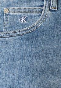 Calvin Klein Jeans - HIGH RISE SKINNY - Jeans Skinny Fit - denim light - 2