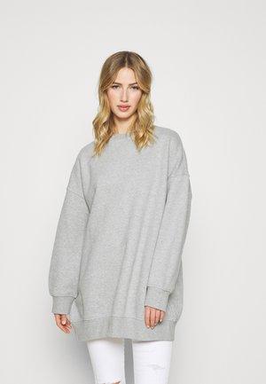 BEATA - Sweatshirt - grey dusty light