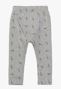 Carter's - BOY BABY SET - Leggings - Trousers - teal - 2