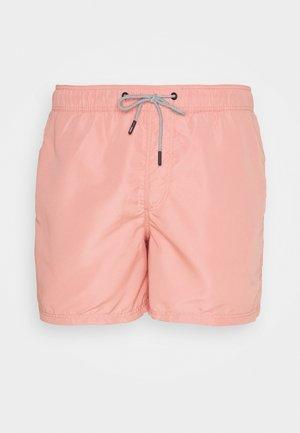 JJIARUBA SWIM  SHORTS - Swimming shorts - rosette
