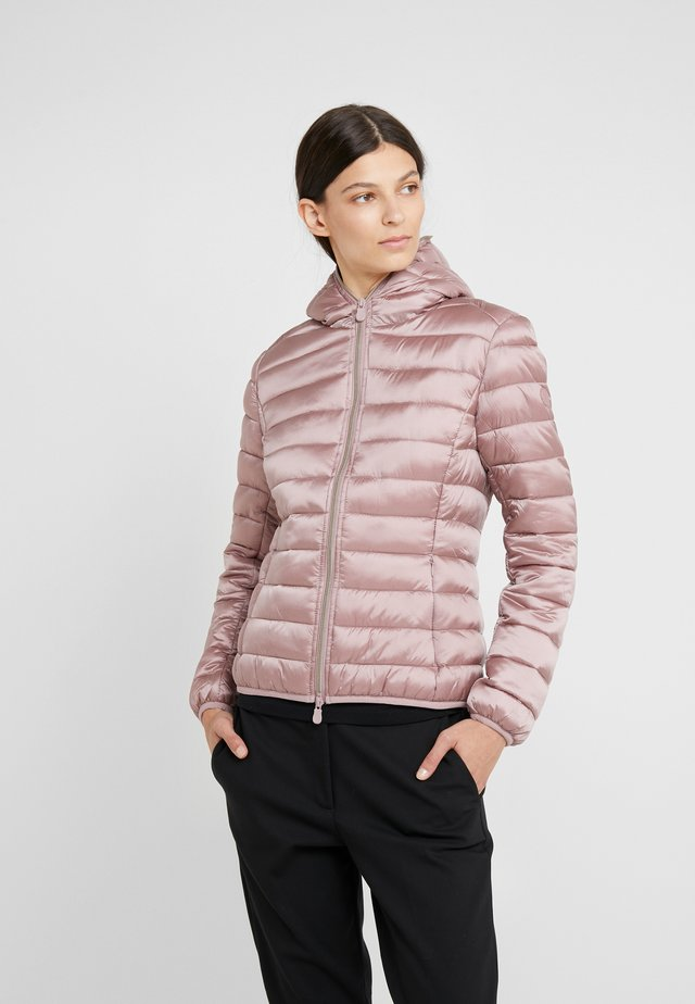 IRIS - Light jacket - misty rose