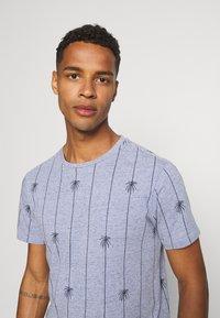 Blend - TEE - T-shirt med print - moonlight blue - 3