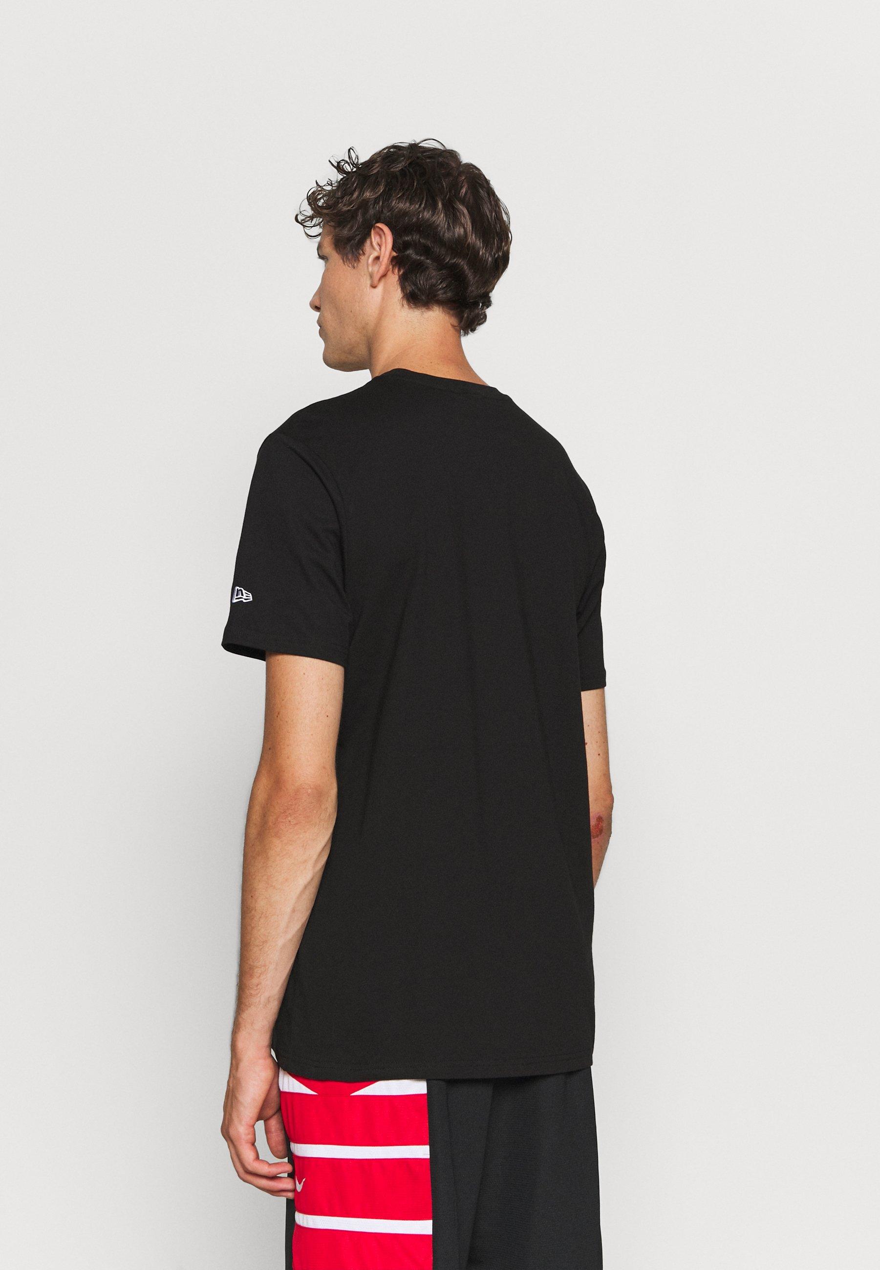 Men ESSENTIAL SCRIPT TEE - Print T-shirt