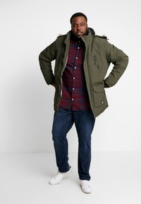 Cars Jeans - DEMSEY PLUS - Parka - army - 1