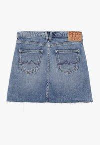 Pepe Jeans - MILLIE WORKER - Denimová sukně - denim - 1
