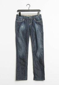 Calvin Klein Jeans - Straight leg jeans - blue - 0