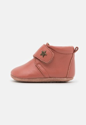 BABY STAR UNISEX - First shoes - old rose