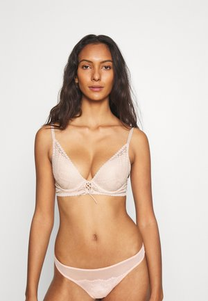 N°2 CLASSIQUE - Push-up bra - blush