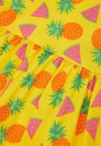 DeFacto - SUMMER - Jersey dress - yellow - 2